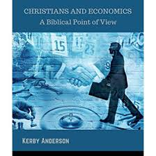 christians and economics by kerby
