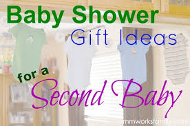 gifts for baby shower baby shower gift ideas for second baby a crafty spoonful