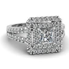 white gold wedding rings for women white gold wedding ring with princess cut diamond ipunya