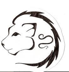 simple leo tattoo designs tattooshunter com