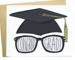 graduation card congrats grad graduation