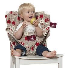 siege nomade bébé chaise nomade bébé totseat apple maman naturelle