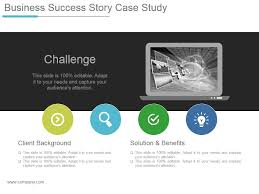 use case example business case study powerpoint template
