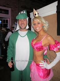 womens diy halloween costume ideas diy super pink and glam princess peach costume princess