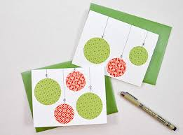 christmas cards to make make a christmas card with washi washi crafts
