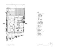 house ground floor plan design gallery of chiltern house wow architects warner wong design 16