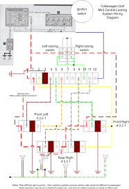 vw polo alarm wiring diagram vw wiring diagrams instruction