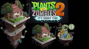 Modernday Houses Mashup Plants Vs Zombies 2 Player U0027s House And Modern Day Youtube