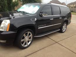 2008 cadillac escalade esv for sale 2008 cadillac escalade esv sale by owner in sugar land tx 77498