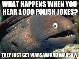 Jokes Meme - bad joke eel meme imgflip