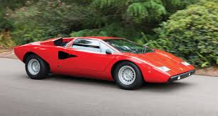 first lamborghini ever made timeless classics lamborghini countach lp400 u0027periscopio