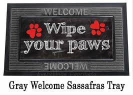 Coir Doormat Wipe Your Paws Wipe Your Paws Switch Mat 10 X 22 Insert Doormat
