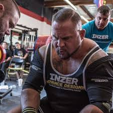 Inzer Bench Shirt Brian Carroll Rps Redemption Iii Power Rack Strength