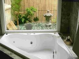 garden tubs for small bathrooms home outdoor decoration