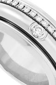 piaget wedding ring piaget possession 18 karat white gold diamond ring net a