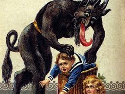 Origination Of Halloween by The Origin Of Santa Claus And Krampus Historic Mysteries