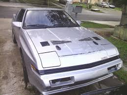 mitsubishi starion daily turismo 7k a pair of starion crossed turbos 1989