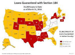 in us map section 184 indian home loan guarantee program hud hud gov
