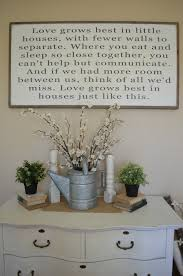 love grows best in little houses sign room signs room and