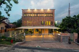 malaysia country archdaily clay roof house drtan lm architect c3