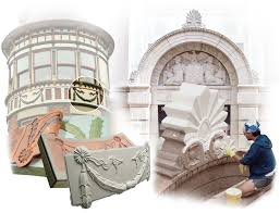 architectural restoration with smooth on materials