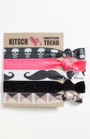 kitsch hair ties kitsch hair ties 5 pack available at nordstrom fashionista
