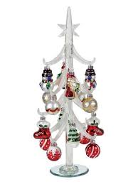 tree decorations glass balls decorating