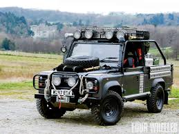 vintage land rover defender 8 cars you can rely on to survive jurassic world