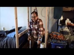 home made lift for handicapped or disabled medical hoist medical