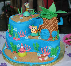 spongebob cake ideas spongebob birthday cake best 25 spongebob birthday cakes ideas on