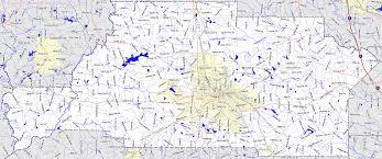 Fayette County Maps Bridgehunter Com Spalding County Georgia