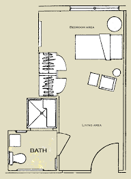 Assisted Living Facility Floor Plans by Assisted Living Floor Plans Brasstown Manor