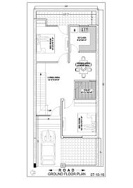 home design 20 50 20 50 duplex house floor plan u2013 ghar banavo