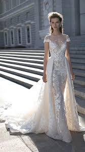 Wedding Dresses 2011 Discount 2016 Berta Wedding Dresses Cap Sleeves Bateau Illusion