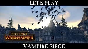 total siege total war warhammer vire counts siege battle let s play