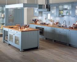 cuisine bleu pastel cuisine bleu acier idées décoration intérieure farik us
