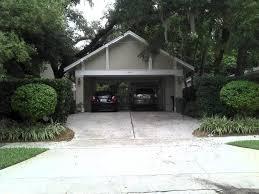 Garage With Carport Detached Carports Historic Shed Florida