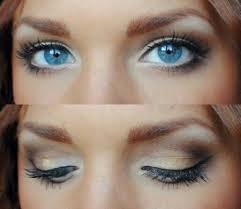 brown hair 27670 nail previous next her tanned skin suits her blue eyes the shadow is key lt 3