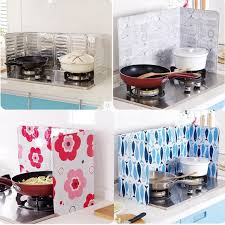stove splash guard kitchen cooking frying pan oil splash guard gas stove scald proof