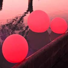color changing outdoor lights colour changing outdoor ball light 30 and 50cm by jusi colour