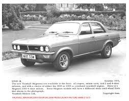 1970 opel 4 door vauxhall 93000 hc magnum