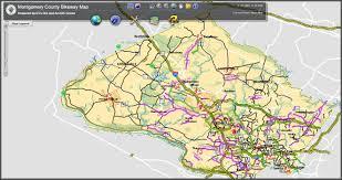 Capital Bike Share Map Related Links