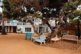 Beach Cottages Southern California by Crystal Cove