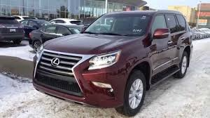 lexus used gx new red claret mica 2015 lexus gx 460 4wd premium package review