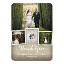 wedding invitations with pictures photo wedding invitations announcements zazzle