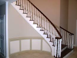 Oak Stair Banister Stair Banisters And Handrails For Your Home Translatorbox Stair