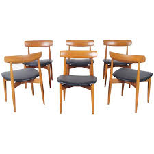 Dining Chair On Sale Teak Dining Chairs By H W Klein For Sale At 1stdibs