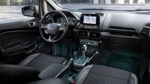 vwvortex com 2018 ford ecosport revealed ford u0027s smallest suv