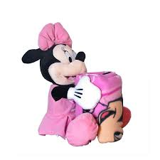 dallas cowboys disney minnie mouse hugger blanket toys