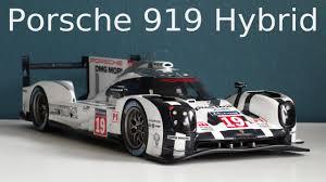 porsche 919 hybrid porsche 919 hybrid 19 winner 24h le mans 2015 1 18 spark youtube